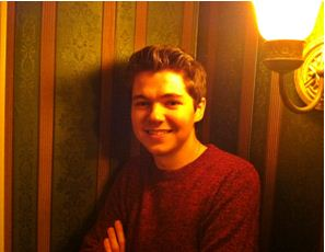 Damian McGinty Edmonds
